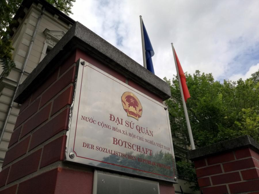 Bericht: Deutschland bildete vietnamesische Entführer aus