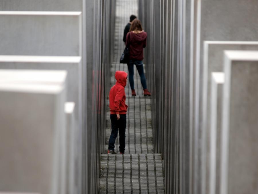 Roger Hallam hält deutsche Haltung zum Holocaust für schädlich