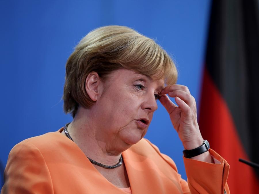 Merkel zweifelt an Zwei-Grad-Ziel