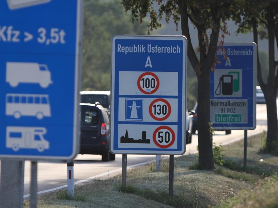 Bayern will Kontrollen an Grenze zu Österreich ausweiten