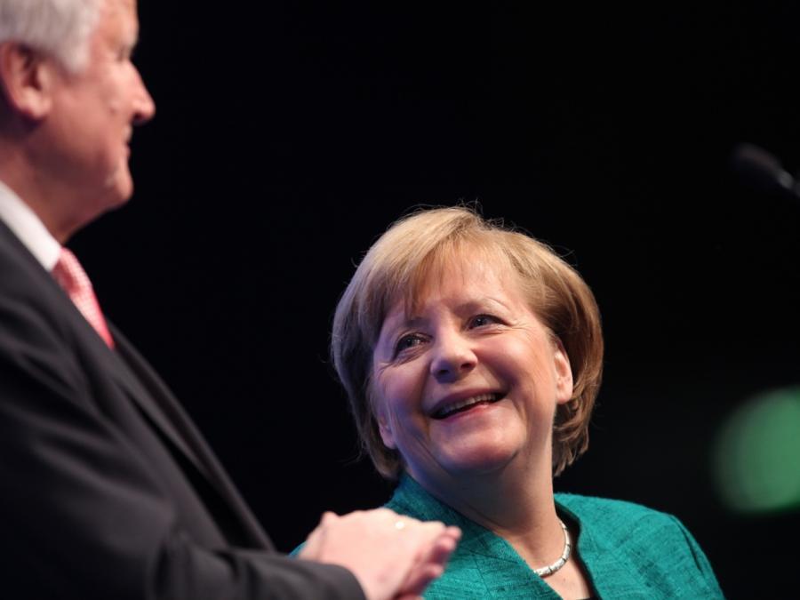 Herrmann: Angela Merkel hat volle Unterstützung der CSU