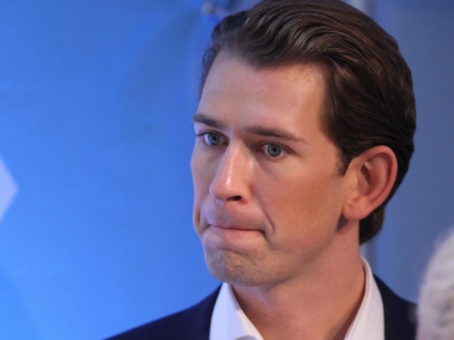 Österreichs Bundeskanzler will Zusammenarbeit mit Strache beenden