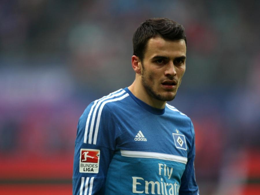 1. Bundesliga: HSV gewinnt 2:1 gegen Gladbach