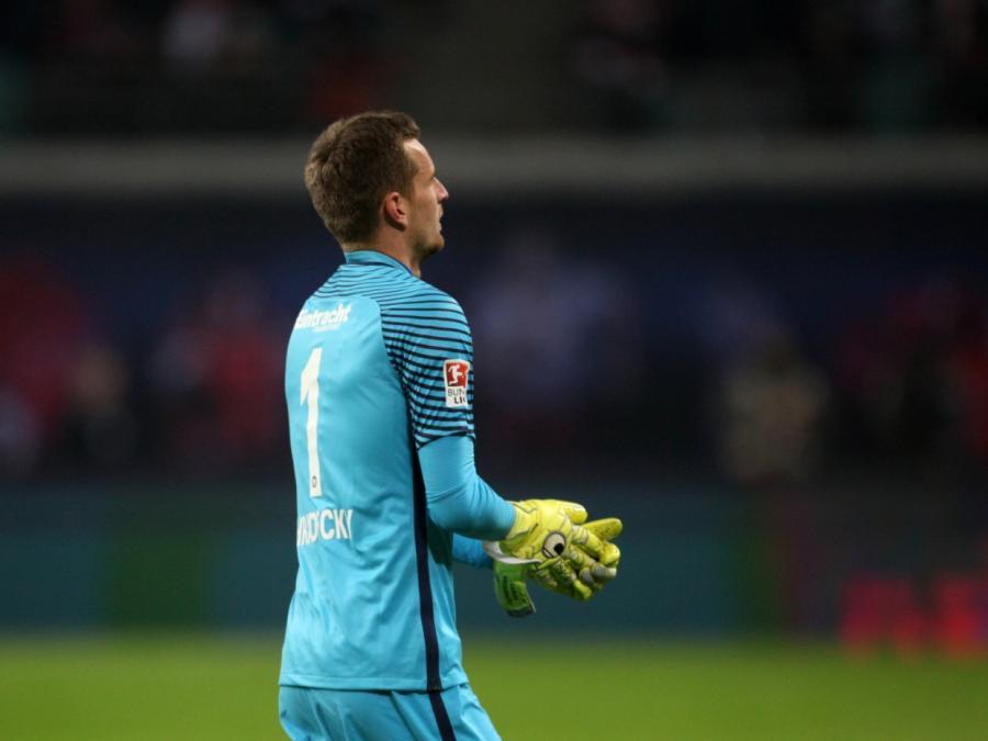 1. Bundesliga: Frankfurt gewinnt gegen Mönchengladbach