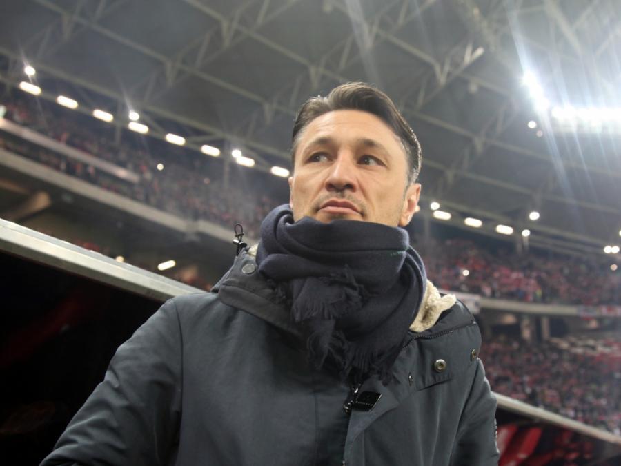Kovac rechnet nicht mit Pfiffen in Frankfurt
