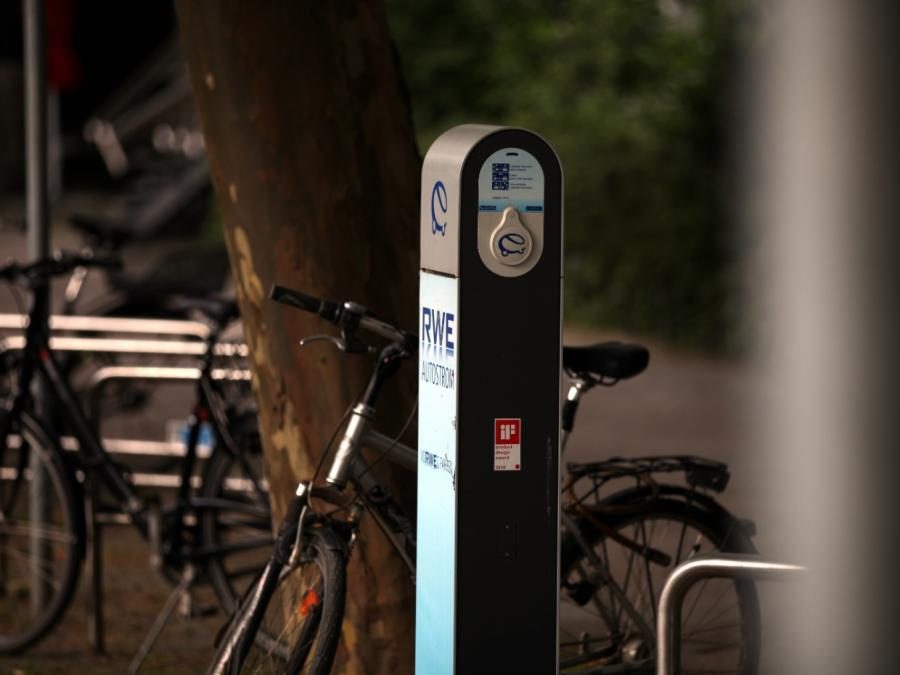 Deutschland streitet mit EU um Ladestationen für E-Autos