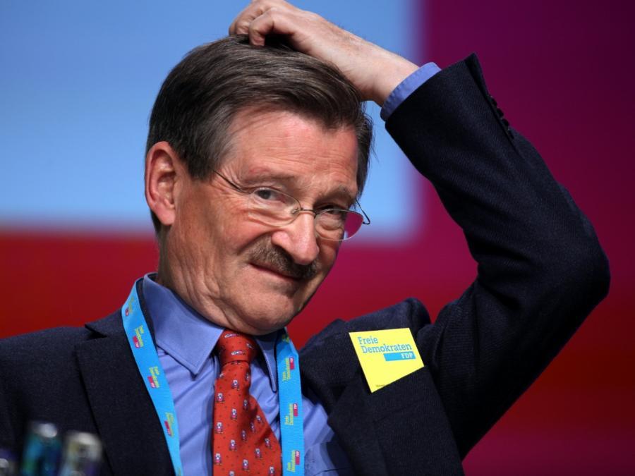 Solms: 2017 erfolgreichstes Spendenjahr seit FDP-Gründung