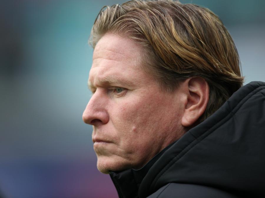 HSV entlässt Trainer Markus Gisdol