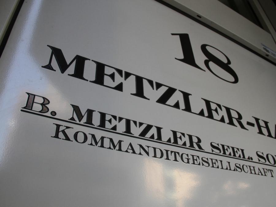 Bankhaus Metzler macht Bogen um Bitcoins
