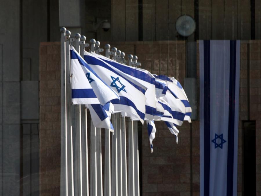 Rechtsgelehrter: Verbrennen israelischer Fahnen ist untragbar