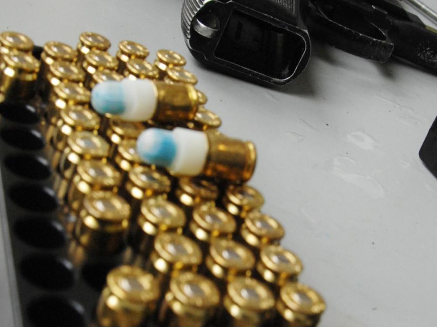 Mehr Schusswaffen in Deutschland registriert