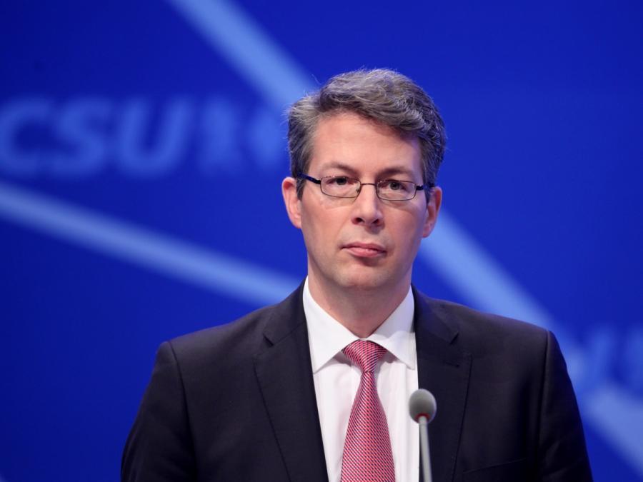 CSU-Politiker Blume: SPD darf Deutschlands Zukunft nicht gefährden