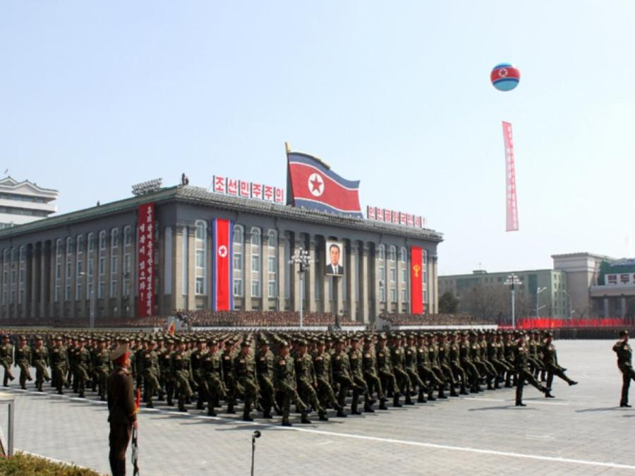 Japan und Südkorea: Nordkorea feuert erneut Rakete ab