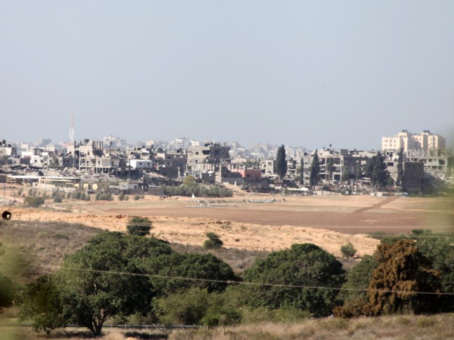 Neuer Gewaltausbruch am Gazastreifen