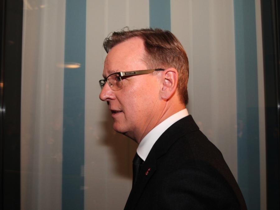 Ramelow weist Kritik an Behörden nach Sprengstofffund zurück