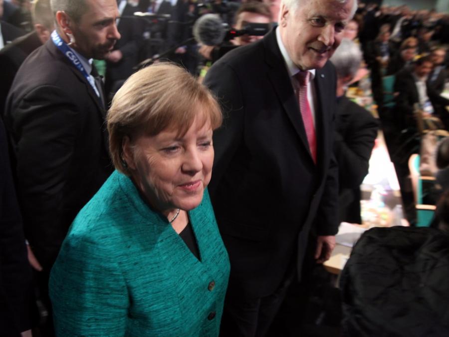 Krings ruft Merkel und Seehofer zu Erhalt der Union auf