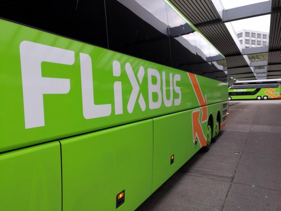 Flixbus nimmt Betrieb vorübergehend wieder auf