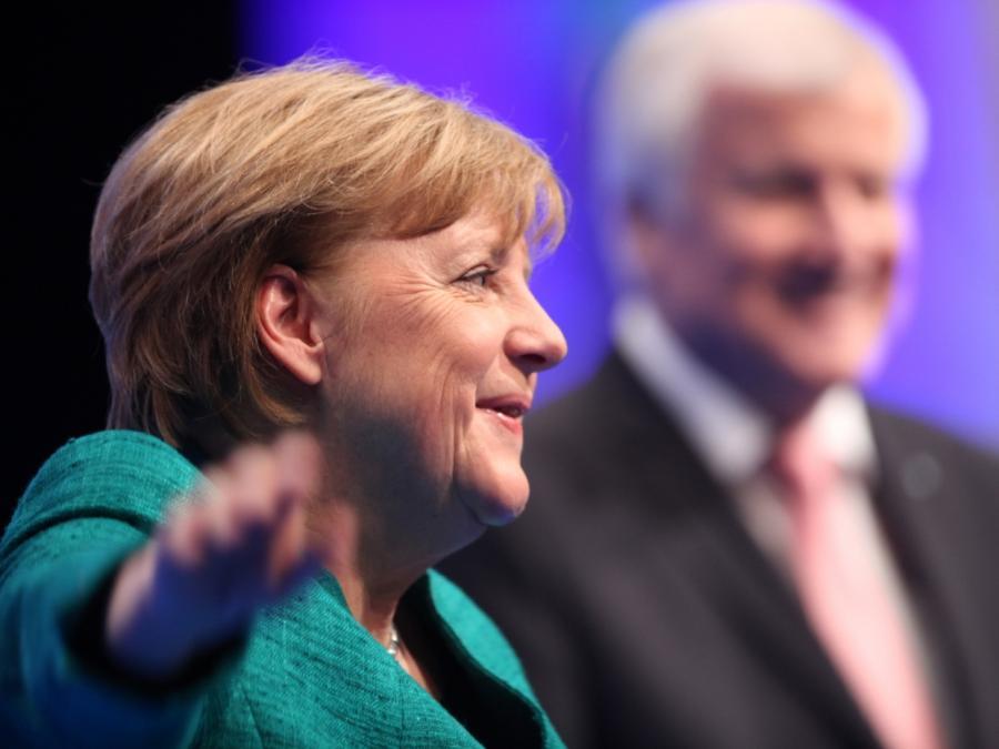 Bericht: Union setzt auf Deutschland-Plan im Koalitionsvertrag