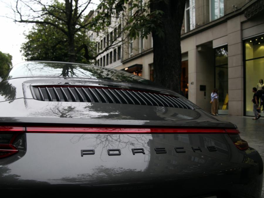 Porsche-Chef Blume: