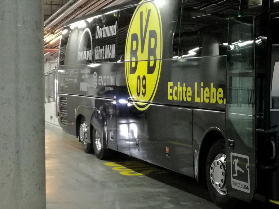 Festgenommener bestreitet Anschlag auf BVB-Bus