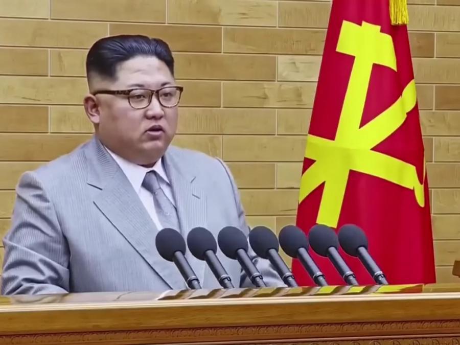 Bericht: Kim Jong-un in Singapur gelandet