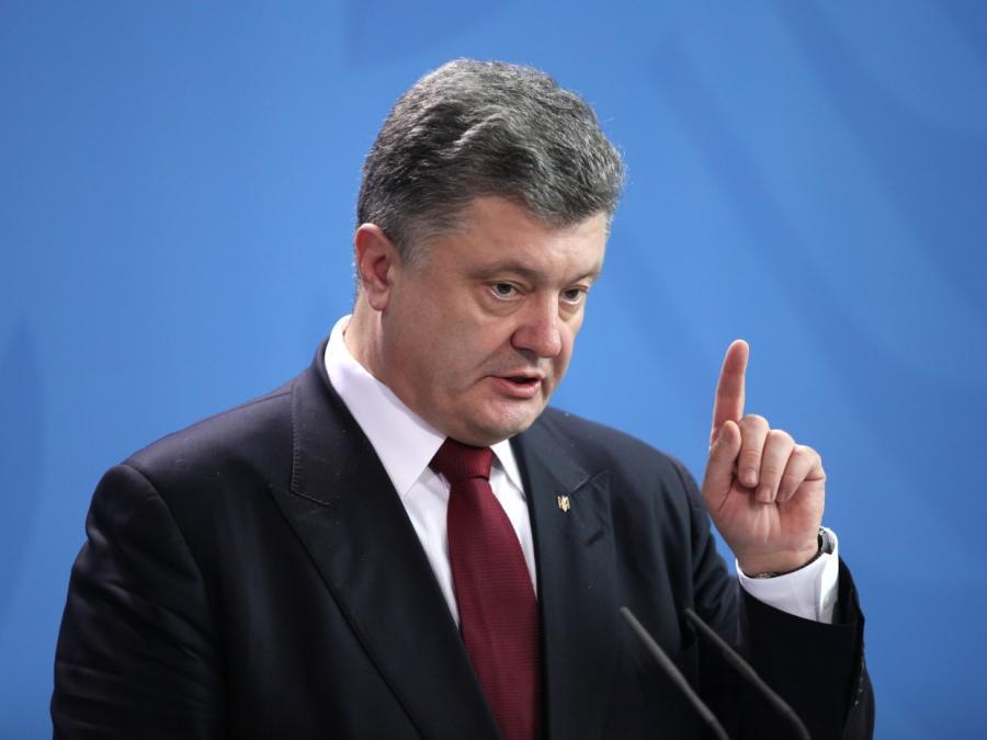 Poroschenko mahnt Nachfolger Selenski zu Kontinuität
