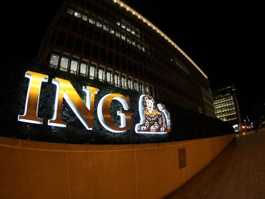ING fürchtet Gefahren schwacher deutscher Banken