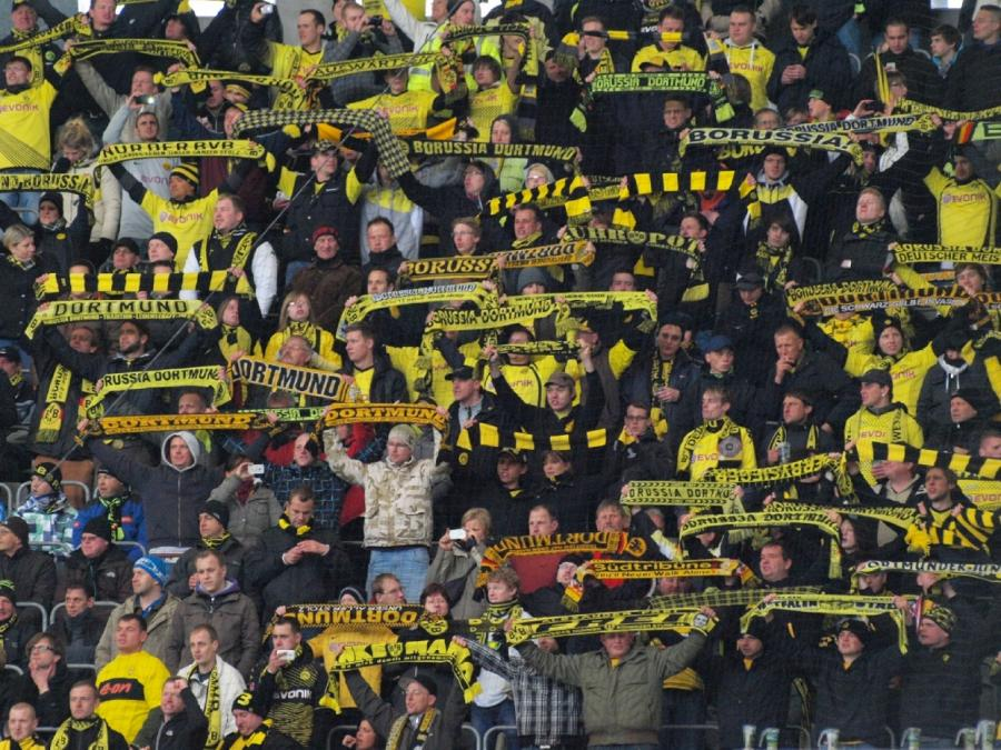 Champions League: Dortmund müht sich in Prag