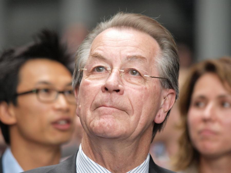 Müntefering warnt neue SPD-Spitze vor Koalitionsbruch