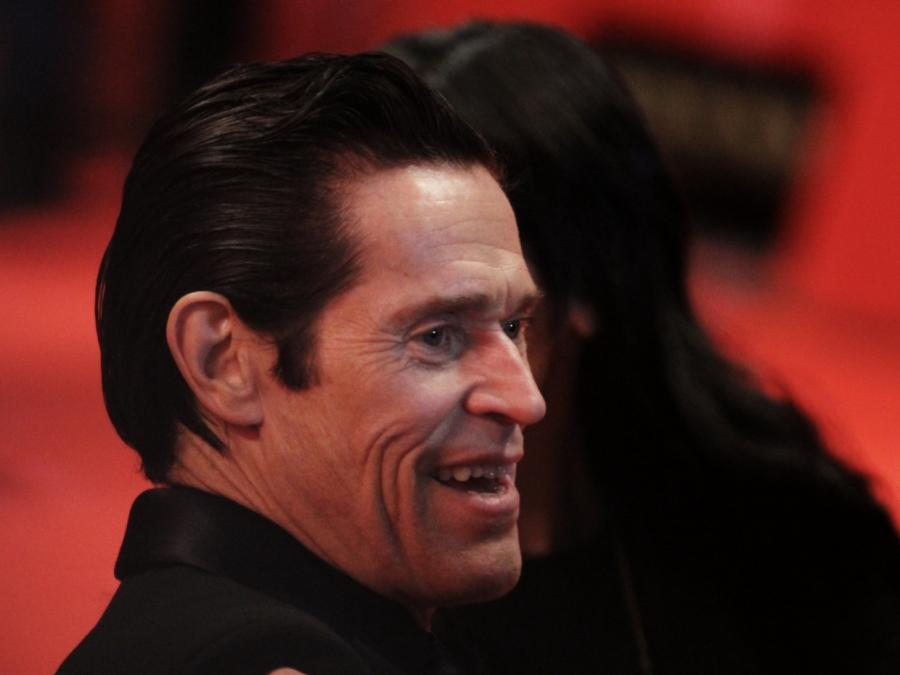 Willem Dafoe will kein Maler-Dilettant sein