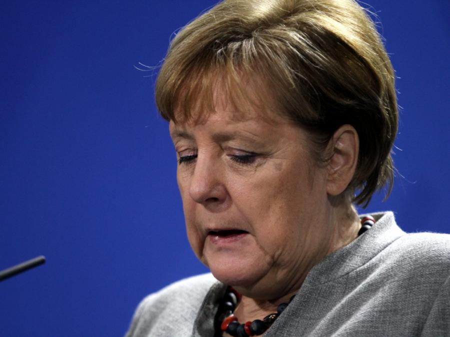 Merkel über Gewalttat von Lüttich erschüttert