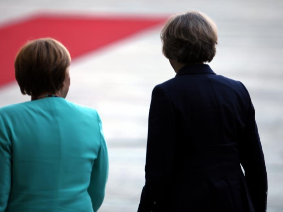 Merkel neugierig auf Vorstellungen Großbritanniens
