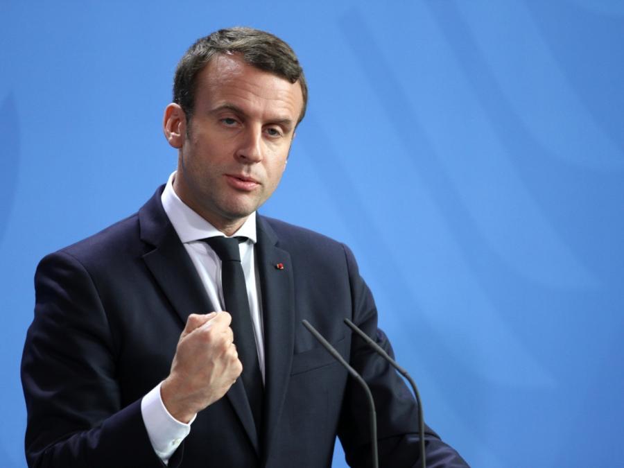 EVP-Fraktionschef Weber geht auf Distanz zu Macron
