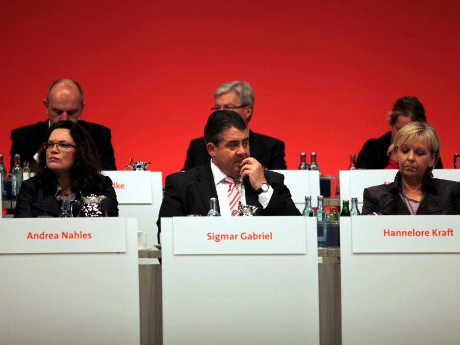 SPD auch in Emnid-Umfrage auf historischem Tief - AfD immer stärker