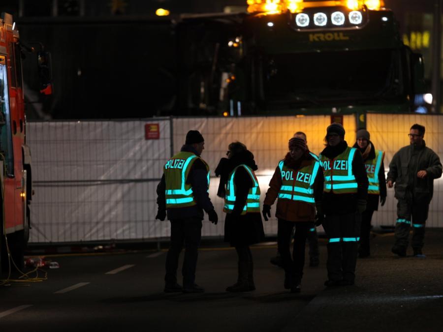Berliner Polizisten wehren sich gegen Vorwürfe im Fall Amri
