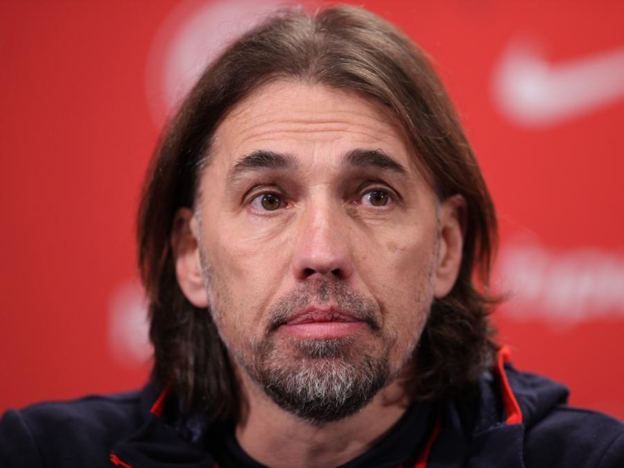 Bericht: Martin Schmidt als Wolfsburg-Trainer zurückgetreten