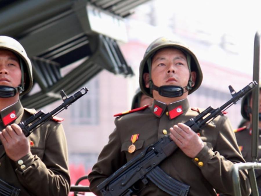Kim Jong-un droht USA mit Atomwaffen