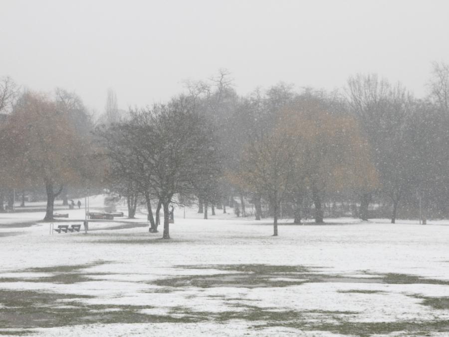 Kommende Woche Dauerfrost in ganz Deutschland