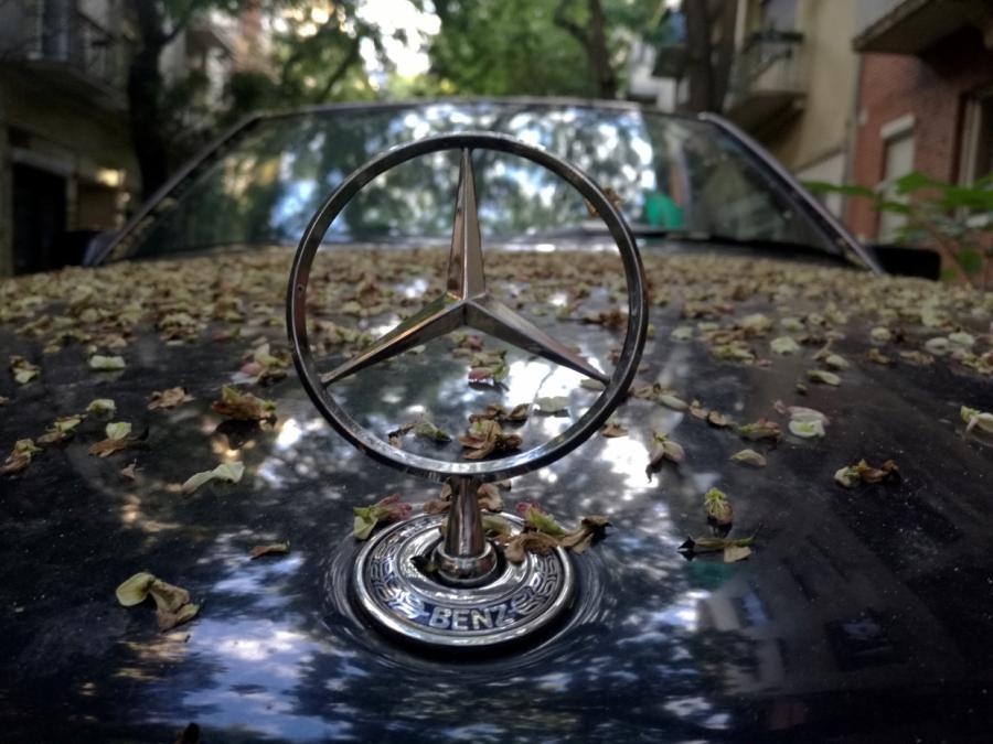 Neuer Daimler-Großaktionär Li Shufu zu Besuch in Stuttgart
