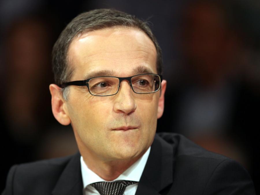 Maas fordert weitere diplomatische Annäherung von USA und Russland