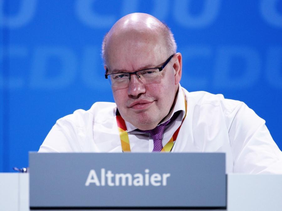 Altmaier prüft Gründung von europäischem KI-Unternehmen