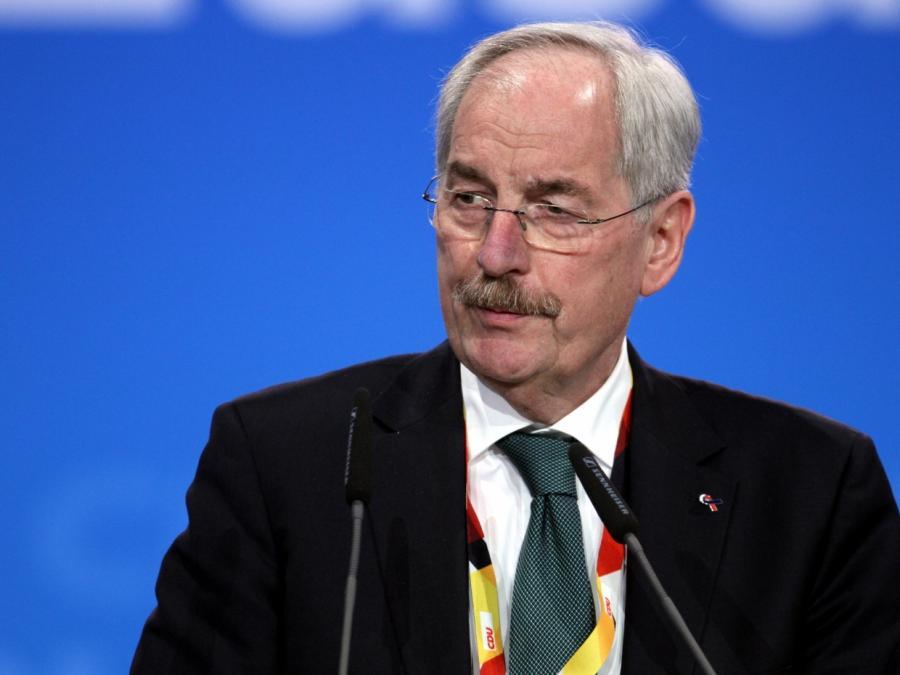 CDU-Politiker Irmer zweifelt an Verfassungstreue von Linken und AfD