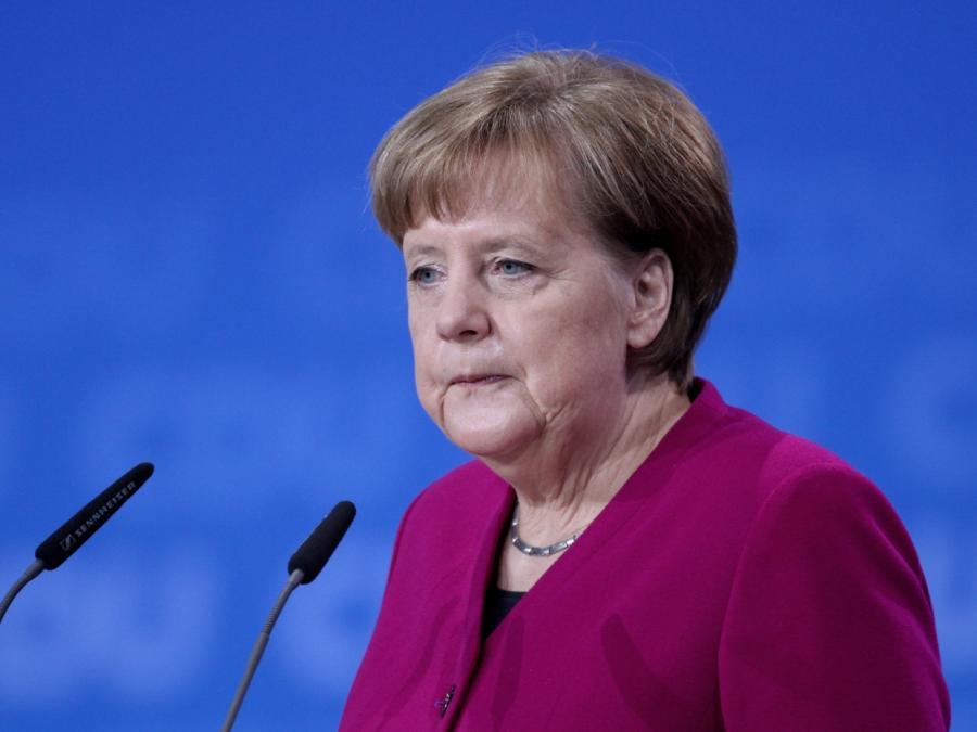 Umfrage: Mehrheit unzufrieden mit Kanzlerin