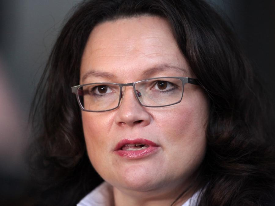 Nahles: Nationalismus