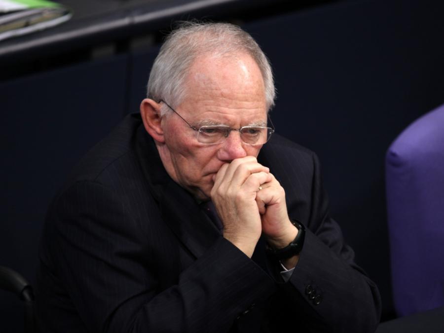 Schäuble: Antisemitismus wird auch durch Migration stärker