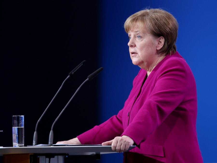 Merkel will Unternehmenssteuern an USA orientieren