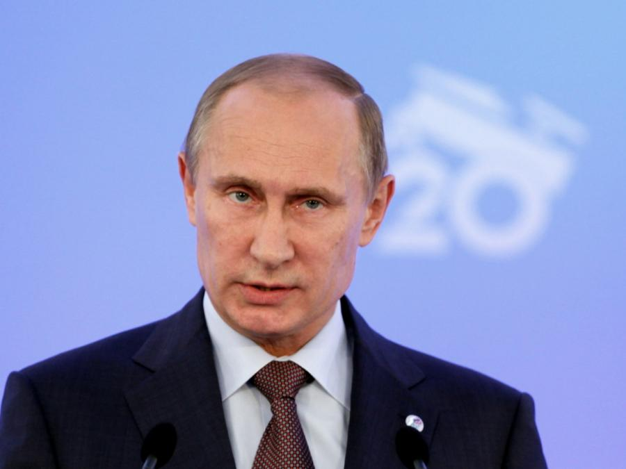 Putin und Trump treffen sich am 16. Juli in Helsinki