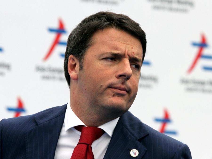 Bericht: Renzi will nach Wahlniederlage zurücktreten