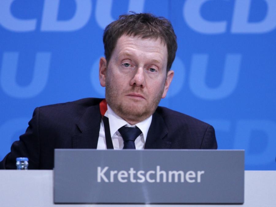 Kretschmer unterstützt Mohrings Kompromissvorschlag zur Grundrente