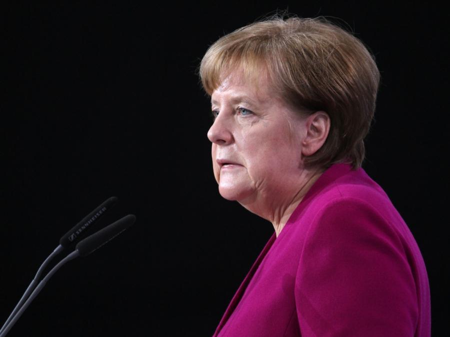 FDP-Chef Lindner: Frau Merkel ist politisch erschöpft